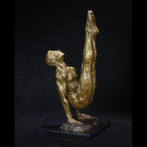 Sports Sculpture - V Seat